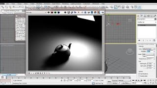 3ds Max  Vray Light Rectangle&sphere