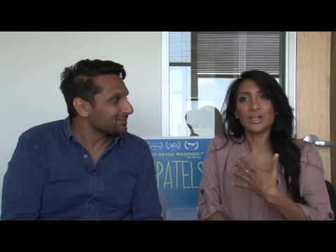 Meet The Patels: Geeta Patel & Ravi Patel Exclusive Interview