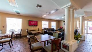 Red Roof Inn   San Marcos   Red Roof Inn Video