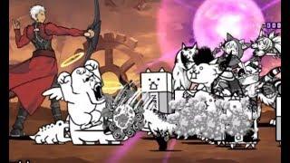 The Battle Cats- Holy War: Archer ★☆☆