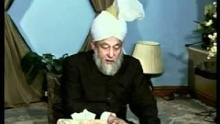 Urdu Tarjamatul Quran Class #35 - Surah Aale-Imraan verses 15-31, Islam Ahmadiyyat