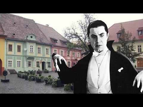 Biking to Dracula's Birthtown of Sighișoara, Romania - EP. #7