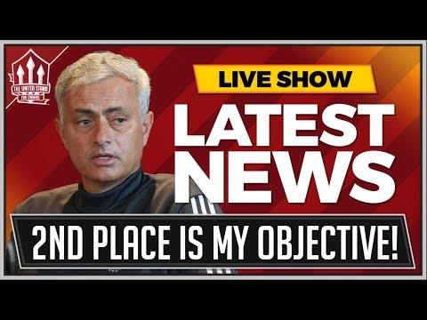 Mourinho Under Pressure? Jose Mourinho's Press Conference Reaction