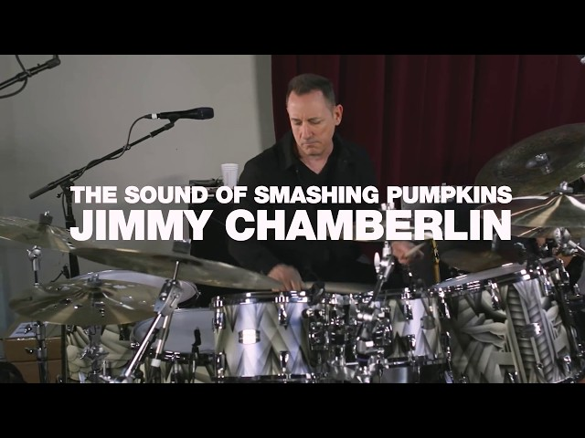The Sound of The Smashing Pumpkins | Jimmy Chamberlin & Yamaha Drums