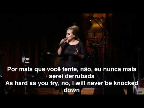 Adele - iTunes festival London 2011 - 04 - Turning Tables - Adele (legendado ptBR).mp4