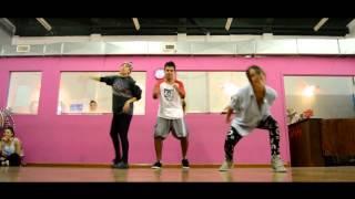 G.D.F.R - Flo Rida ft.Sage The Gemini and Lookas | Hip Hop Class | Vero Loza