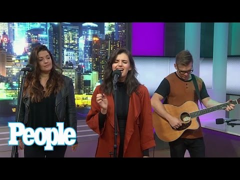 Rebecca Black Performs 'The Great Divide' | People NOW | People
