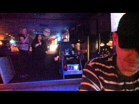 Karaoke- Good Bye Earl by Courtney and Cori