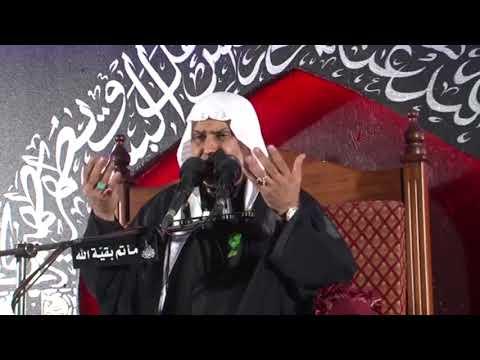 اماه  خر على الفرات لوائي   الملا سعيد المعاتيق - نعي حسيني حزين thumbnail