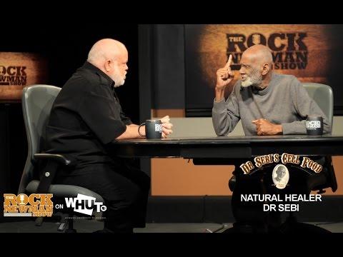 DR SEBI on The Rock Newman Show