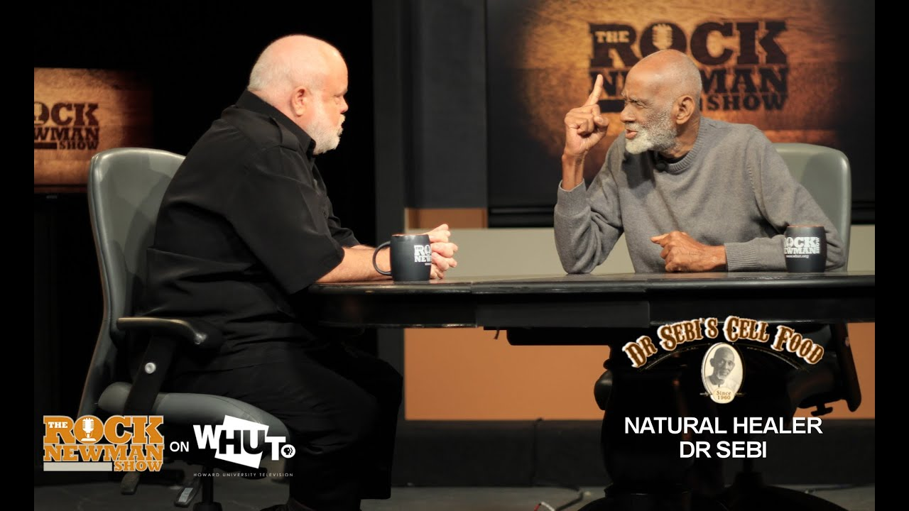 DR SEBI on The Rock Newman Show