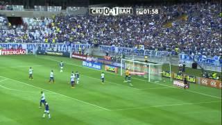 Os melhores momentos de Cruzeiro 1 x 2 Bahia - 01/12/13