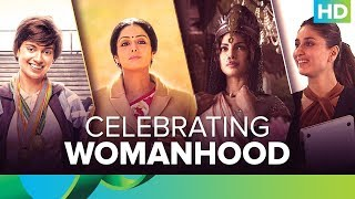 Celebrating Womanhood | Just one more day of living and loving | Eros Now Video