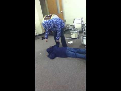 Litchfield Middle School Crackheads Pt.1