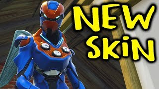 *NEW* CRITERION SKIN GAMEPLAY! 😍 RED KNIGHT in ITEM SHOP - Fortnite Battle Royale