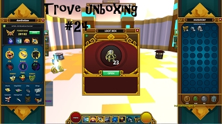 Trove - weekly unboxing #24 - 2x Aura: Verses of Violence?