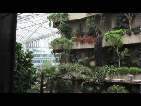 London Tour: The Barbican And Conservatory