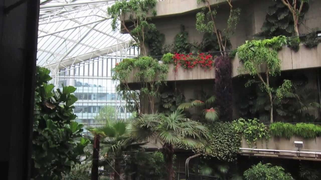The Barbican Garden Room