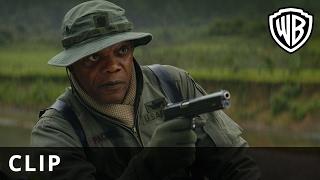 Kong: Skull Island – 'Monsters Exist' Clip – Warner Bros. UK