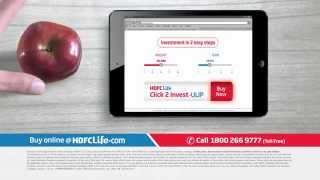Hdfc Life | Click 2 Invest - Ulip For A #supertomorrow