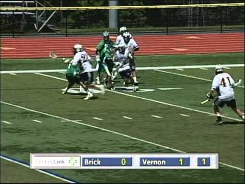 Vernon vs Brick Lacrosse - Part 1