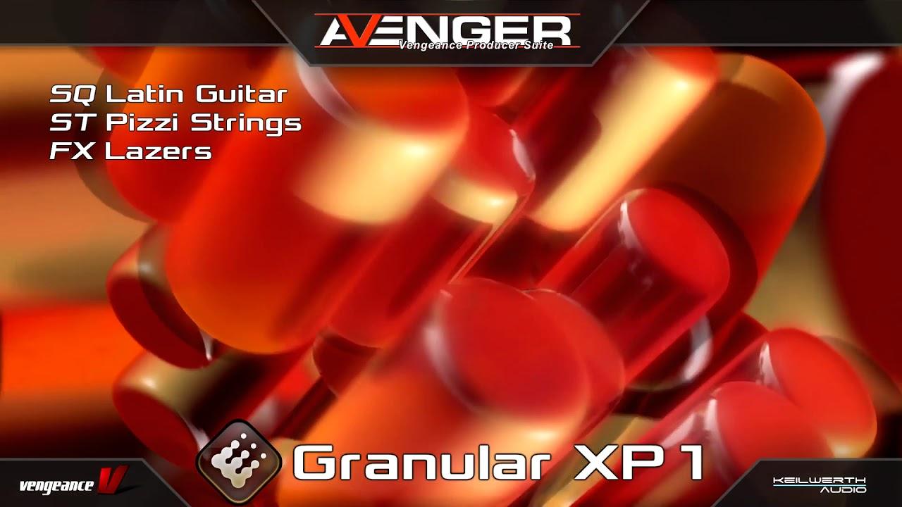 Download Vengeance Sound Avenger Expansion pack Granular XP1