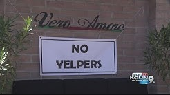 No Yelpers! Tucson restaurant launches all out war with Yelp