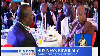 Business community in Nairobi raises funds to support small businesses