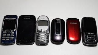 Редкие ретро телефоны Sony Ericsson T230 и Samsung E570 с аукциона дешево почти даром