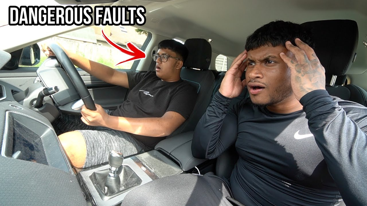 Learner Driver does Driving Test WITHOUT Doing a Driving Lesson  (17 Years Old)