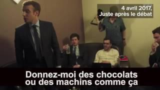 Video Emmanuel Macron : OM , Chocolat, Cordon Bleu download MP3, 3GP, MP4, WEBM, AVI, FLV Oktober 2017