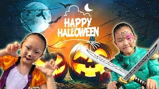 LoveStar Beat the zombies at happy halloween day