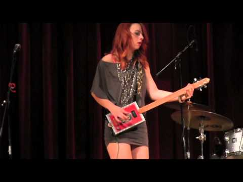 "SAMANTHA FISH BAND  ""Shake"