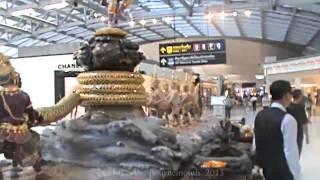 Suvarnabhumi Airport, Samut Prakan, Bangkok Thailand   (14)