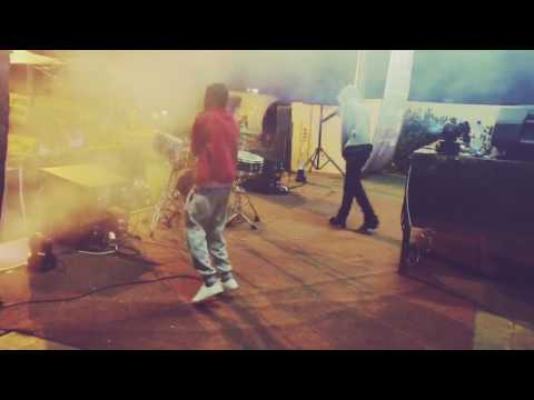 Jack bunny and KingO'some's performance at stay fresh picnic 2010 center