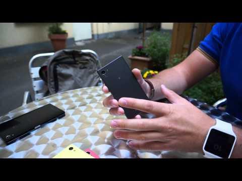 Sony Xperia Z5 Compact: первый взгляд