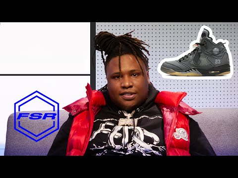 Tay Keith Says Why He Goes Sicko Mode When Copping Sneakers | Full Size Run