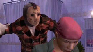 Friday the 13th   (The Movies Game)