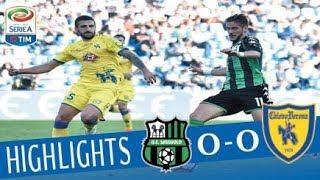 Video Gol Pertandingan Sassuolo vs Chievo Verona