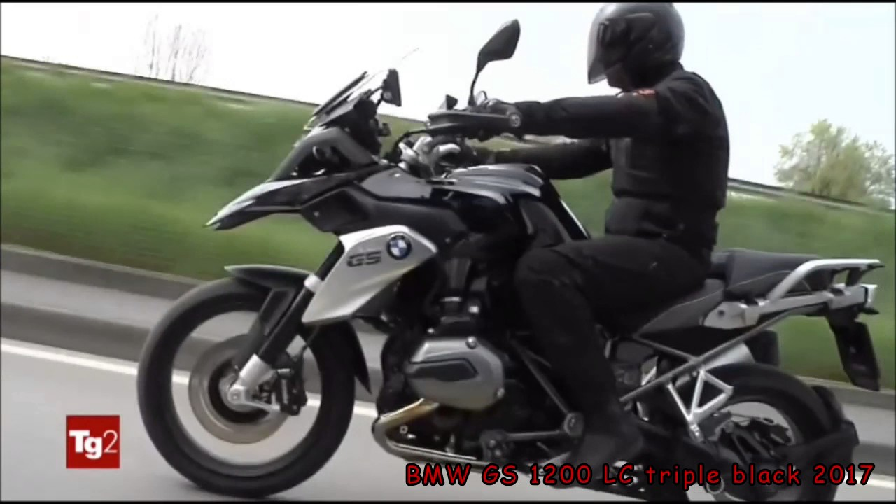 2016 1106 bmw gs 1200 lc 2017 triple black tg2 motori. Black Bedroom Furniture Sets. Home Design Ideas