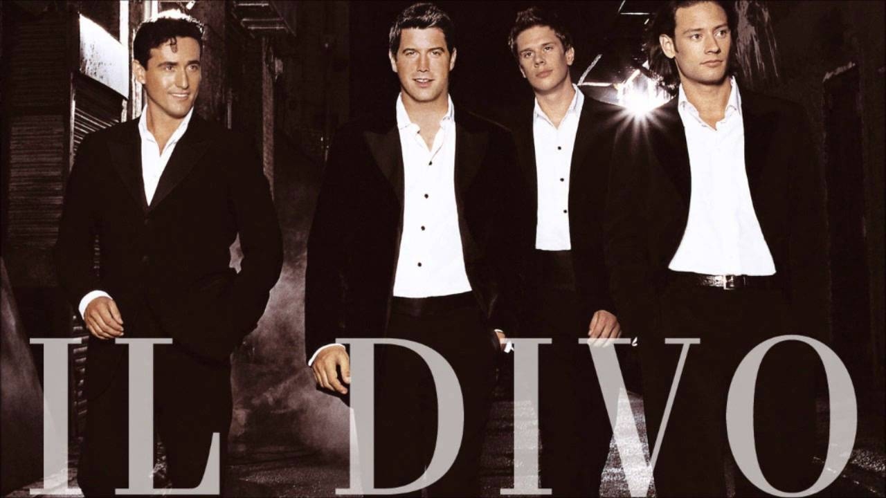 En aranjuez con tu amor il divo ancora 09 11 cd rip youtube - Il divo i believe in you ...