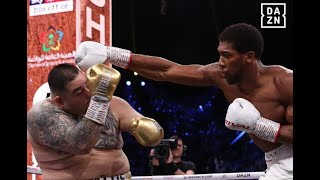 ANTHONY JOSHUA VS ANDY RUIZ REMATCH - POSTFIGHT ANALYSIS - NO FIGHT FILM FOOTAGE OR AUDIO