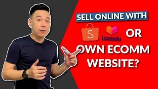Start Selling Online on Shopee/Lazada or Own Ecommerce Website? screenshot 2
