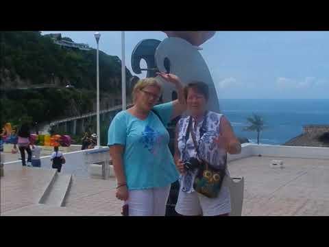 10-10-2017  - Acapulco City Tour - Divers - Market - Mural- Fortress - Rudy Acapulco