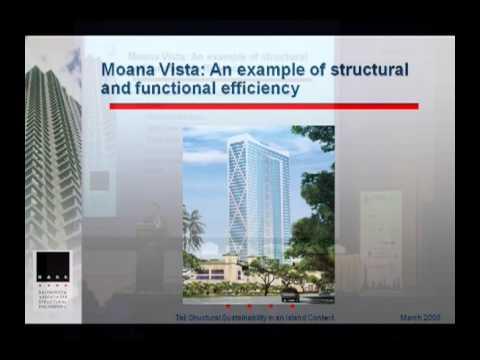 "CTBUH 2008 Dubai Congress - Baldridge, ""Tall Structural Sustainability in an Island Context"""