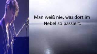 Jean Michel Aweh mit Raus aus dem Nebel