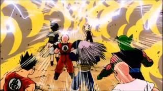 DBZ - Cell kills Trunks (1080p)