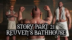 The Witcher 3: Wild Hunt - Story - Part 21 - Count Reuven's Bathhouse