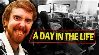 Asmongold: A Day In The Life