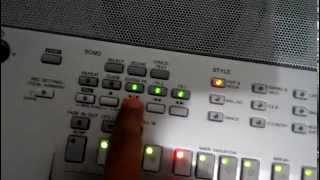 Video Tutorial Cara Memainkan File MIDI di Keyboard Yamaha